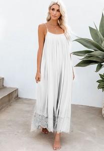 Sukienka Ivet.pl maxi w stylu casual