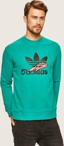 Bluza Adidas Originals z dzianiny w sportowym stylu