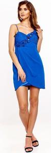 Sukienka Fokus asymetryczna mini