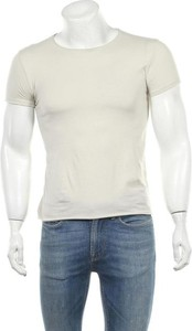 T-shirt David Naman w stylu casual z krótkim rękawem