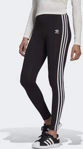 Legginsy Adidas Originals z bawełny w sportowym stylu