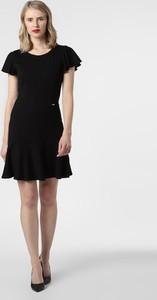 Sukienka Liu-Jo z krótkim rękawem mini
