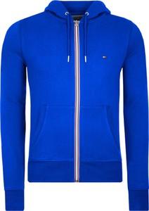 Niebieska bluza Tommy Hilfiger w stylu casual