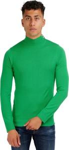 Zielony sweter Drykorn w stylu casual