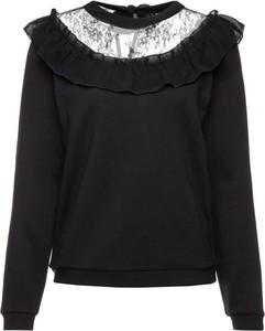 Czarna bluza Liu-Jo krótka