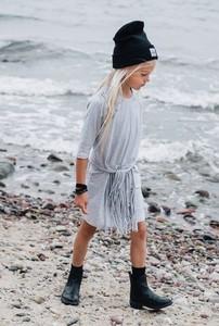 Sukienka dziewczęca Bubi Boo z bawełny