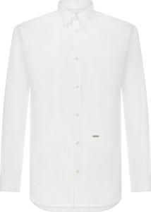 Koszula Dsquared2 z bawełny