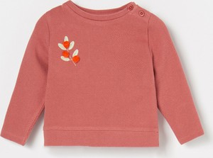Bluza dziecięca Reserved z dzianiny dla dziewczynek