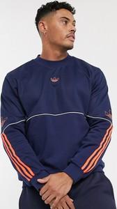 Bluza Adidas Originals z dresówki w sportowym stylu