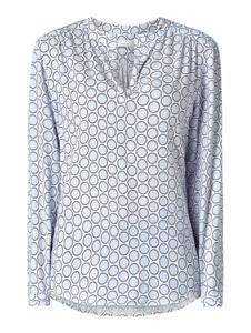 Bluzka Cinque z dekoltem w kształcie litery v z długim rękawem