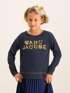 Koszulka dziecięca Little Marc Jacobs z długim rękawem