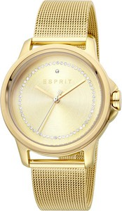 Esprit Zegarek ES1L147M0085 Złoty