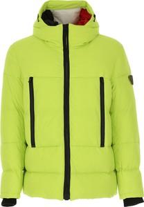 Zielona kurtka ROSSIGNOL w stylu casual z wełny