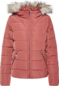 Różowa kurtka Vero Moda krótka