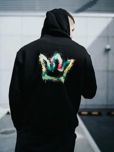 Bluza Jigga Wear z nadrukiem z bawełny