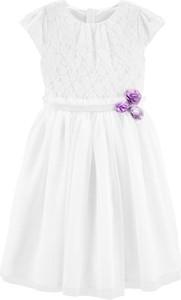 Sukienka dziewczęca OshKosh w kwiatki