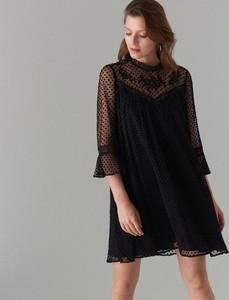 40971076 Sukienki koronkowe w grochy, kolekcja lato 2019