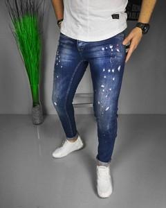Jeansy Duuf z jeansu