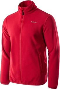 Bluza Hi-Tec z plaru w sportowym stylu