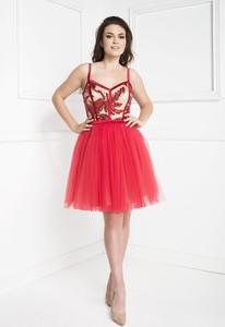 Sukienka Marcelini gorsetowa