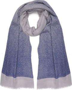 Niebieski szalik Top Secret w stylu casual