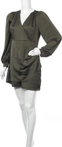 Sukienka Just mini z dekoltem w kształcie litery v