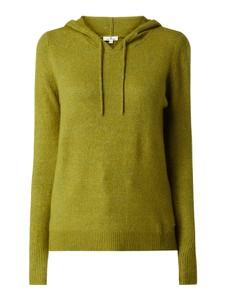 Zielony sweter Tom Tailor z wełny