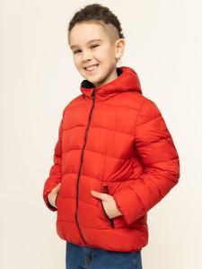 Czerwona kurtka dziecięca Primigi