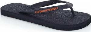 Klapki EA7 Emporio Armani