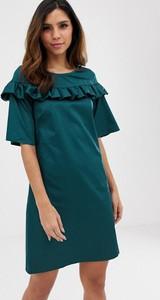 Zielona sukienka Closet mini