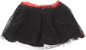 Czarna spódniczka dziewczęca Noppies