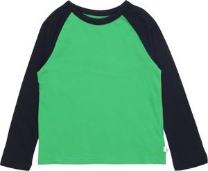 Zielona koszulka dziecięca Gap z dżerseju