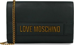 Torebka Love Moschino matowa średnia