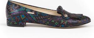 Baleriny Zapato w stylu boho