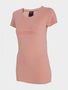 T-shirt Outhorn z okrągłym dekoltem