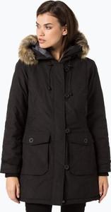 Marie lund - damska kurtka funkcyjna, czarny