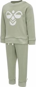 Zielony dres dziecięcy Hummel