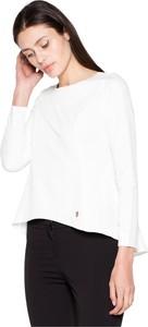 Bluzka Venaton z długim rękawem z okrągłym dekoltem