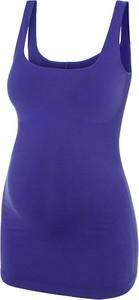 """Mama Licious Top ciążowy """"Heal"""" w kolorze niebieskim"""