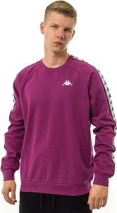Różowa bluza Kappa