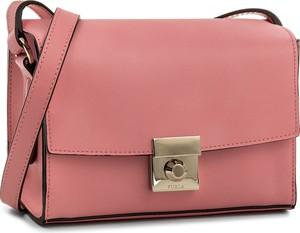 Torebka furla - milano 942128 b bnf6 fsr rosa quarzo c