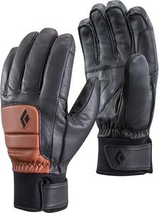 Rękawiczki Black Diamond ze skóry