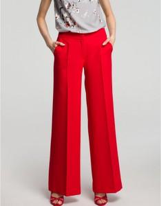 Czerwone spodnie MOE
