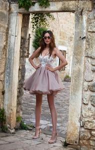 51bb80e6ce55d9 sukienka emo firma. - stylowo i modnie z Allani