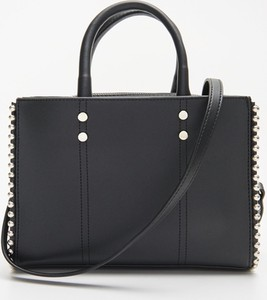 Czarna torebka Cropp do ręki