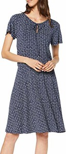 Sukienka amazon.de midi w stylu casual rozkloszowana