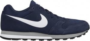 Buty Nike w sportowym stylu z zamszu