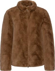Brązowy płaszcz Pennyblack