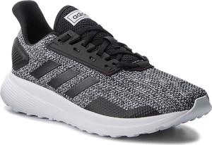 Buty sportowe Adidas sznurowane duramo w sportowym stylu