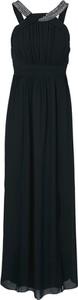 Czarna sukienka Heine bez rękawów maxi